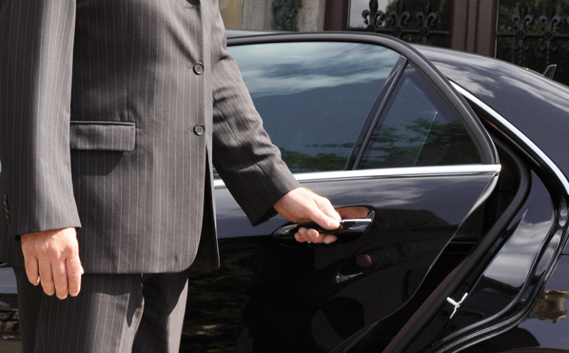 When in the United Kingdom, Travel in Class with a Chauffeur Service